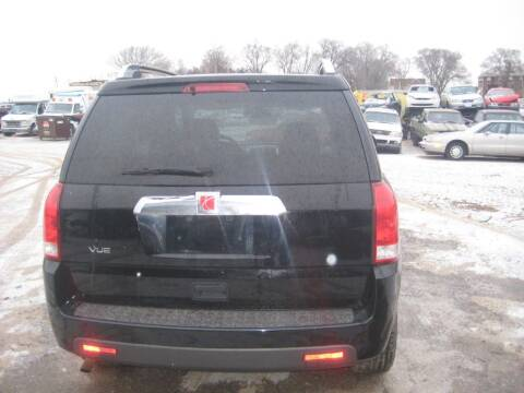 2006 Saturn Vue for sale at Carz R Us 1 Heyworth IL - Carz R Us Armington IL in Armington IL