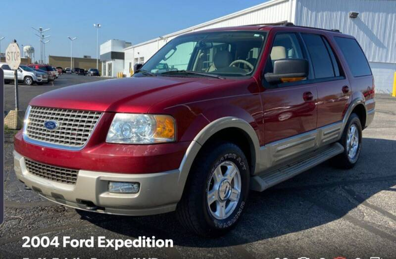 2004 Ford Expedition for sale at Settle Auto Sales TAYLOR ST. in Fort Wayne IN