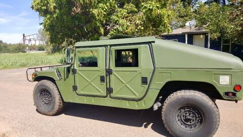1985 AM General Hummer for sale at A Motors in Tulsa OK