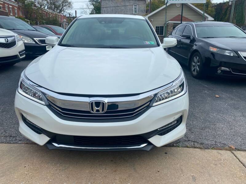 2017 Honda Accord for sale at Murrays Used Cars in Baltimore MD