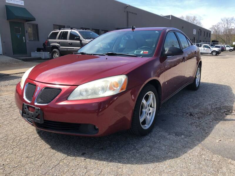 2009 Pontiac G6 for sale at Used Cars 4 You in Serving NY