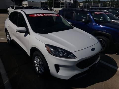 2020 Ford Escape for sale at Gregg Orr Pre-Owned Shreveport in Shreveport LA