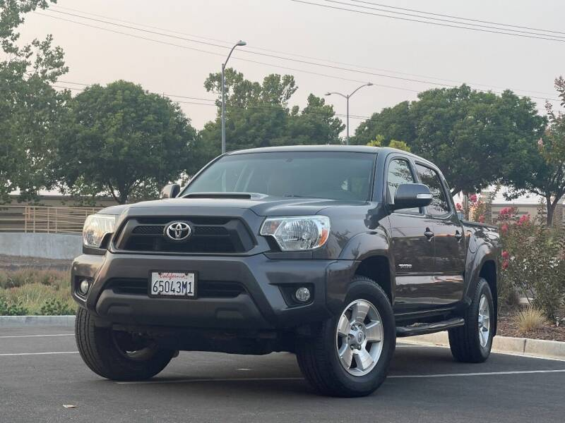 2014 Toyota Tacoma for sale at Z Carz Inc. in San Carlos CA
