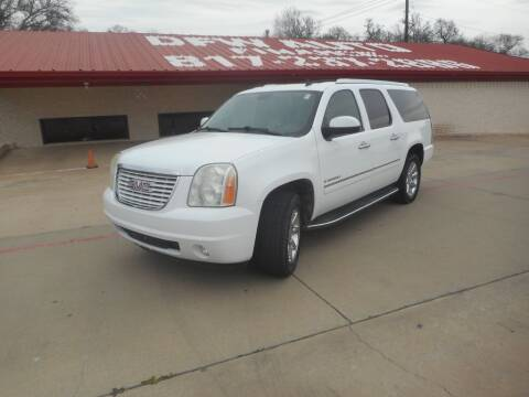 2009 GMC Yukon XL for sale at DFW Auto Leader in Lake Worth TX