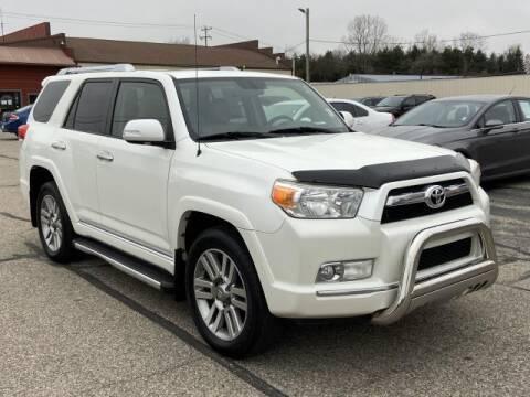2012 Toyota 4Runner for sale at Miller Auto Sales in Saint Louis MI