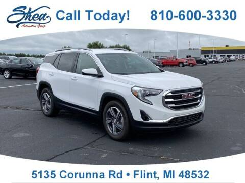2020 GMC Terrain for sale at Jamie Sells Cars 810 in Flint MI
