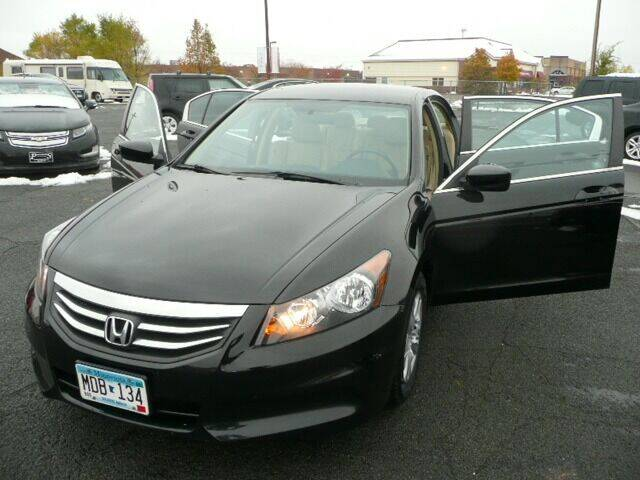 2011 Honda Accord for sale at Prospect Auto Sales in Osseo MN