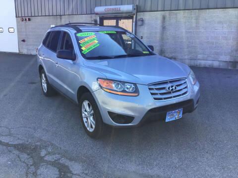 2010 Hyundai Santa Fe for sale at Adams Street Motor Company LLC in Boston MA