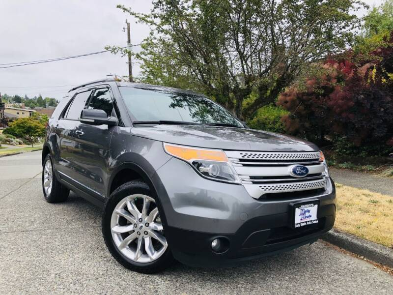 2013 Ford Explorer for sale at DAILY DEALS AUTO SALES in Seattle WA