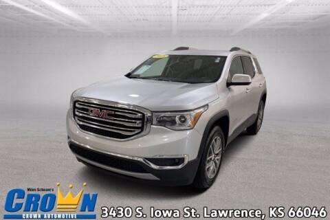 2018 GMC Acadia for sale at Crown Automotive of Lawrence Kansas in Lawrence KS