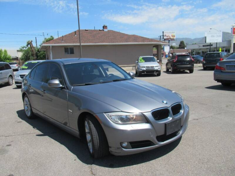 2011 BMW 3 Series for sale at Crown Auto in South Salt Lake City UT