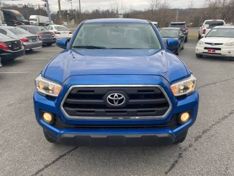 2016 Toyota Tacoma for sale at Fuentes Brothers Auto Sales in Jessup MD
