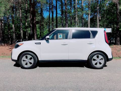 2015 Kia Soul for sale at H&C Auto in Oilville VA
