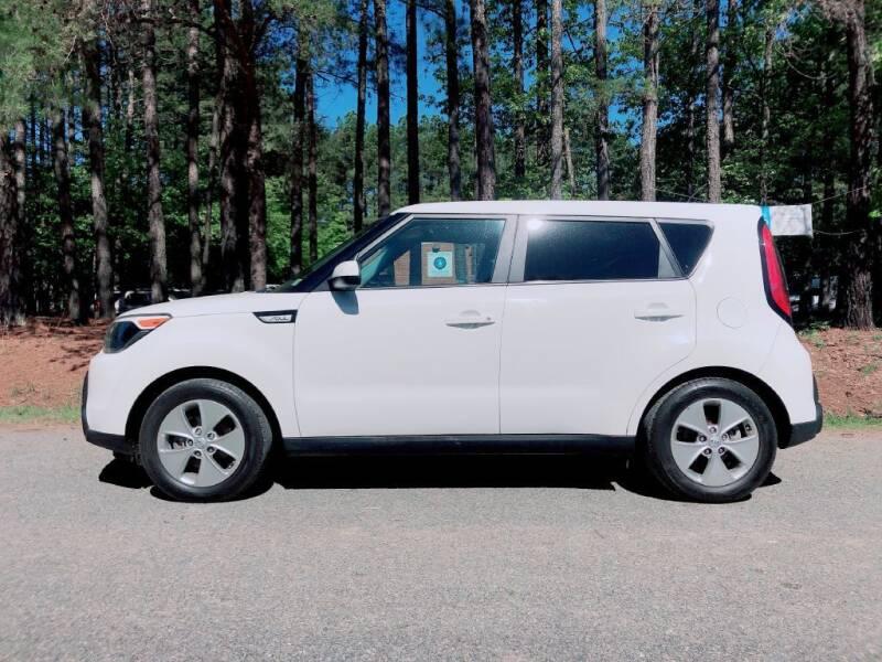 2015 Kia Soul for sale at H&C Auto in Oilville VA