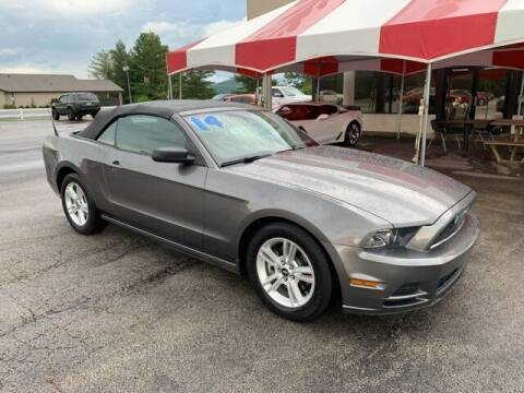 2014 Ford Mustang for sale at Tim Short Auto Mall in Corbin KY