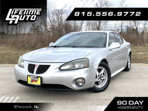 2004 Pontiac Grand Prix for sale at Lifetime Auto in Elwood IL
