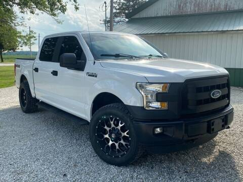 2015 Ford F-150 for sale at CMC AUTOMOTIVE in Roann IN