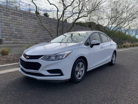 2016 Chevrolet Cruze for sale at AUTO HOUSE TEMPE in Tempe AZ