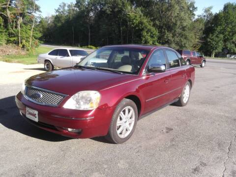 2006 Ford Five Hundred for sale at Clucker's Auto in Westby WI