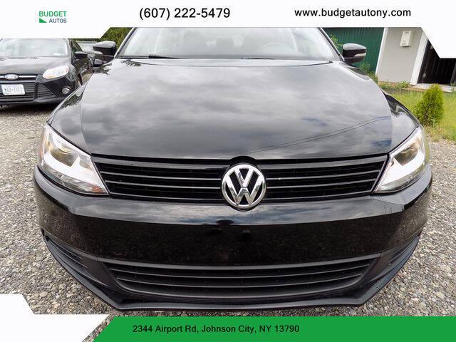 2012 Volkswagen Jetta for sale in Johnson City, NY