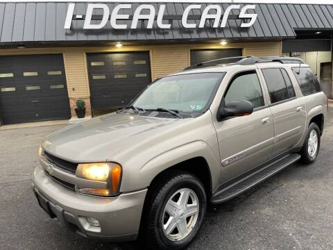 2003 Chevrolet TrailBlazer for sale at I-Deal Cars in Harrisburg PA