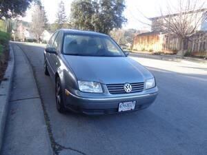 2004 Volkswagen Jetta for sale at Inspec Auto in San Jose CA