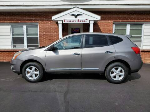 2012 Nissan Rogue for sale at UPSTATE AUTO INC in Germantown NY
