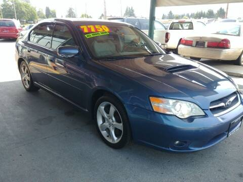 2006 Subaru Legacy for sale at Low Auto Sales in Sedro Woolley WA