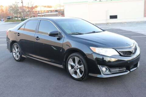2012 Toyota Camry for sale at Auto Guia in Chamblee GA