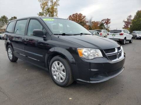 2014 Dodge Grand Caravan for sale at Newcombs Auto Sales in Auburn Hills MI