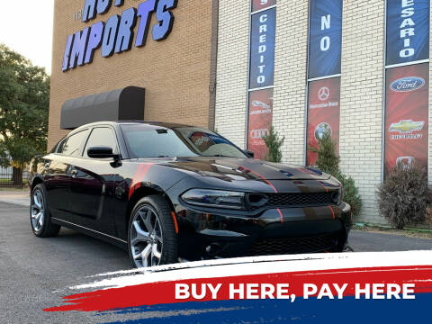 2017 Dodge Charger for sale at Auto Imports in Houston TX