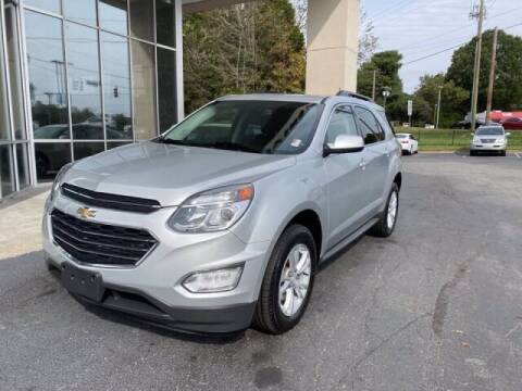 2017 Chevrolet Equinox for sale at Summit Credit Union Auto Buying Service in Winston Salem NC