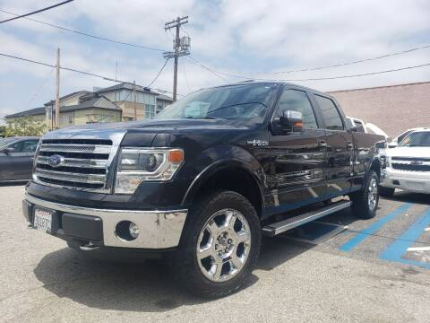 2013 Ford F-150 for sale at L.A. Vice Motors in San Pedro CA