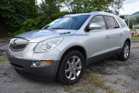 2010 Buick Enclave for sale at Gamble Motor Co in La Follette TN
