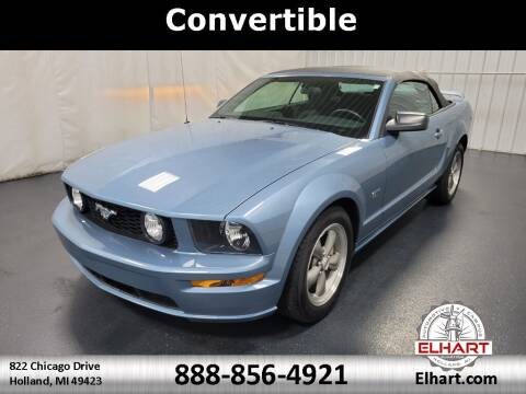 2006 Ford Mustang for sale at Elhart Automotive Campus in Holland MI