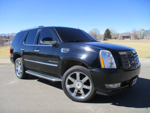 2007 Cadillac Escalade for sale at Nations Auto in Lakewood CO