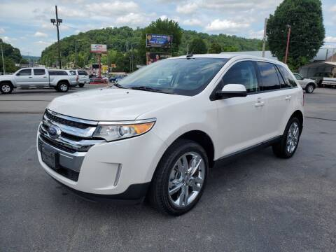 2014 Ford Edge for sale at MCMANUS AUTO SALES in Knoxville TN