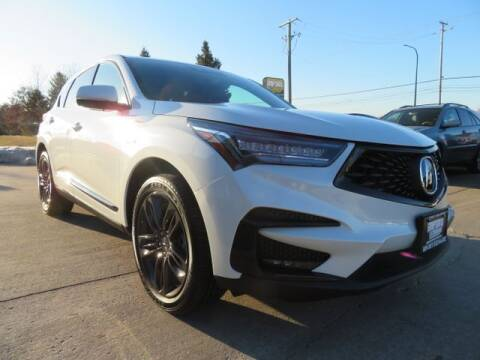 2019 Acura RDX for sale at Import Exchange in Mokena IL