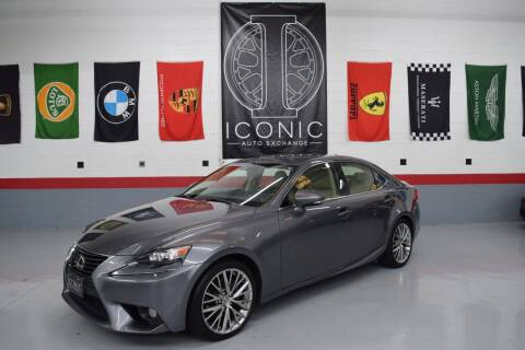 2014 Lexus IS 250 for sale at Iconic Auto Exchange in Concord NC