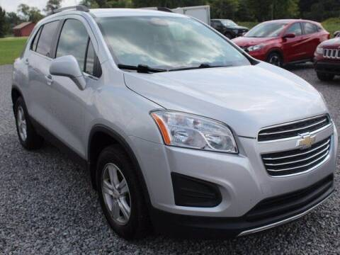 2016 Chevrolet Trax for sale at Street Track n Trail - Vehicles in Conneaut Lake PA