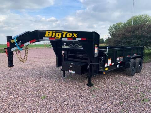 2022 Big Tex 16GX-14 Dump Box GN #3592
