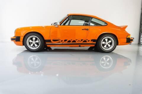 1974 Porsche 911 Carrera for sale at ZWECK in Miami FL