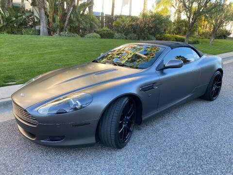 2007 Aston Martin DB9 for sale at Donada  Group Inc in Arleta CA