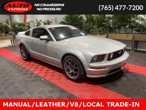 2007 Ford Mustang for sale at Auto Express in Lafayette IN