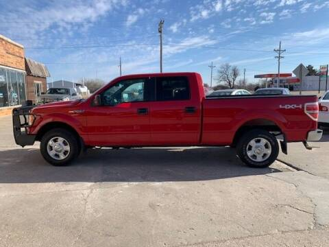 2010 Ford F-150 for sale at J & S Auto in Downs KS