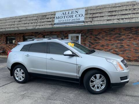 2012 Cadillac SRX for sale at Allen Motor Company in Eldon MO