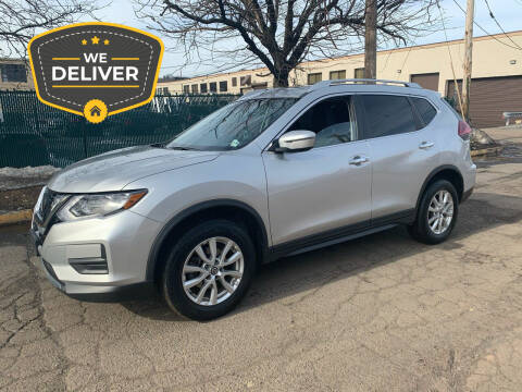 2019 Nissan Rogue for sale at Eastclusive Motors LLC in Hasbrouck Heights NJ
