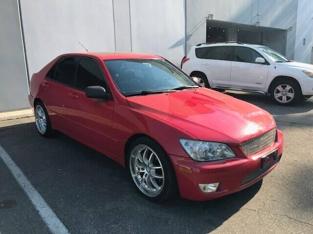 2003 Lexus IS 300 for sale at PRIUS PLANET in Laguna Hills CA