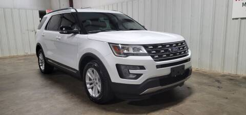 2017 Ford Explorer for sale at Matt Jones Motorsports in Cartersville GA