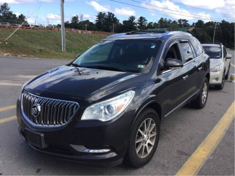 2014 Buick Enclave for sale at Elite Pre-Owned Auto in Peabody MA